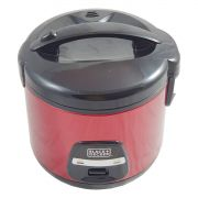 Panela Elétrica Arroz 400w Black Decker SUPERRICE
