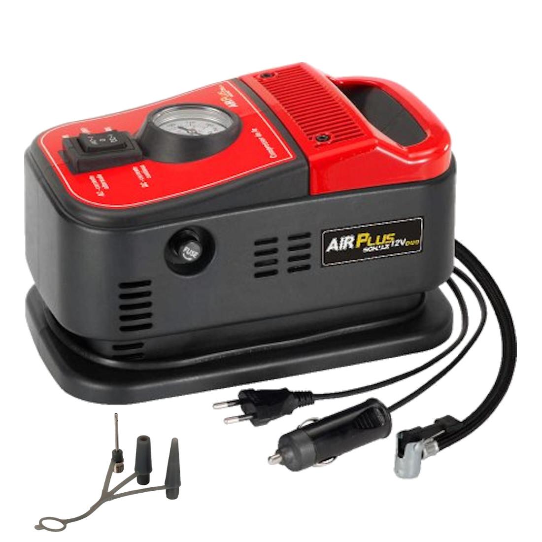 Compressor De Ar Air Plus 12 V Duo Schulz