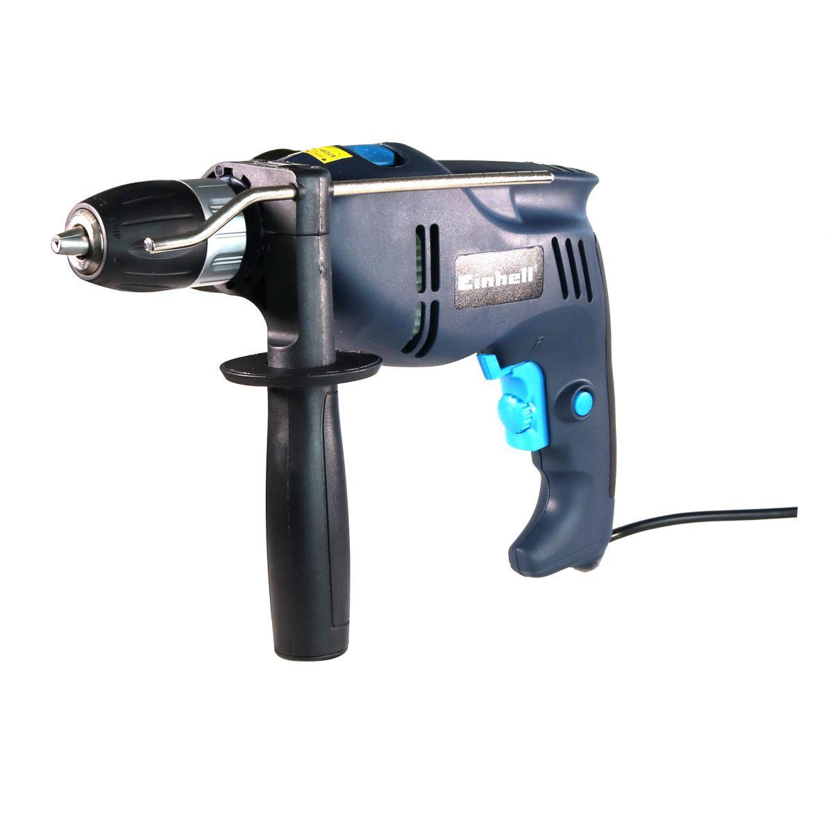 Furadeira com Impacto, 710W, Mandril 13mm, Einhell - BT ID 710 E