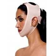 Máscara mentoniana, UNISSEX (Queixeira) - BEGE