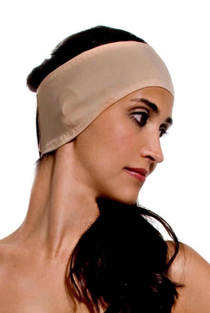 Faixa UNISSEX de orelha (Otoplastia) - NUDE