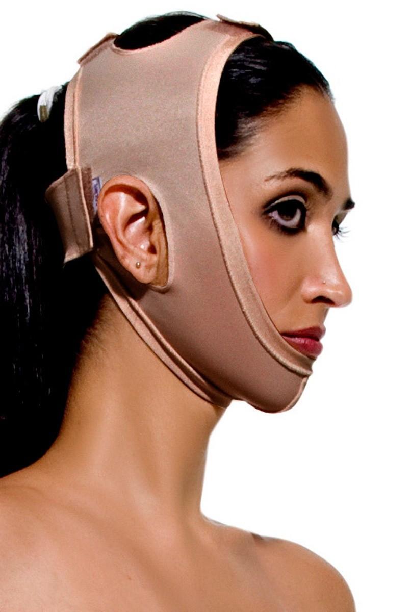 Máscara mentoniana, UNISSEX (Queixeira) - NUDE