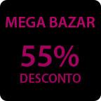 Mega Bazar 55% Off
