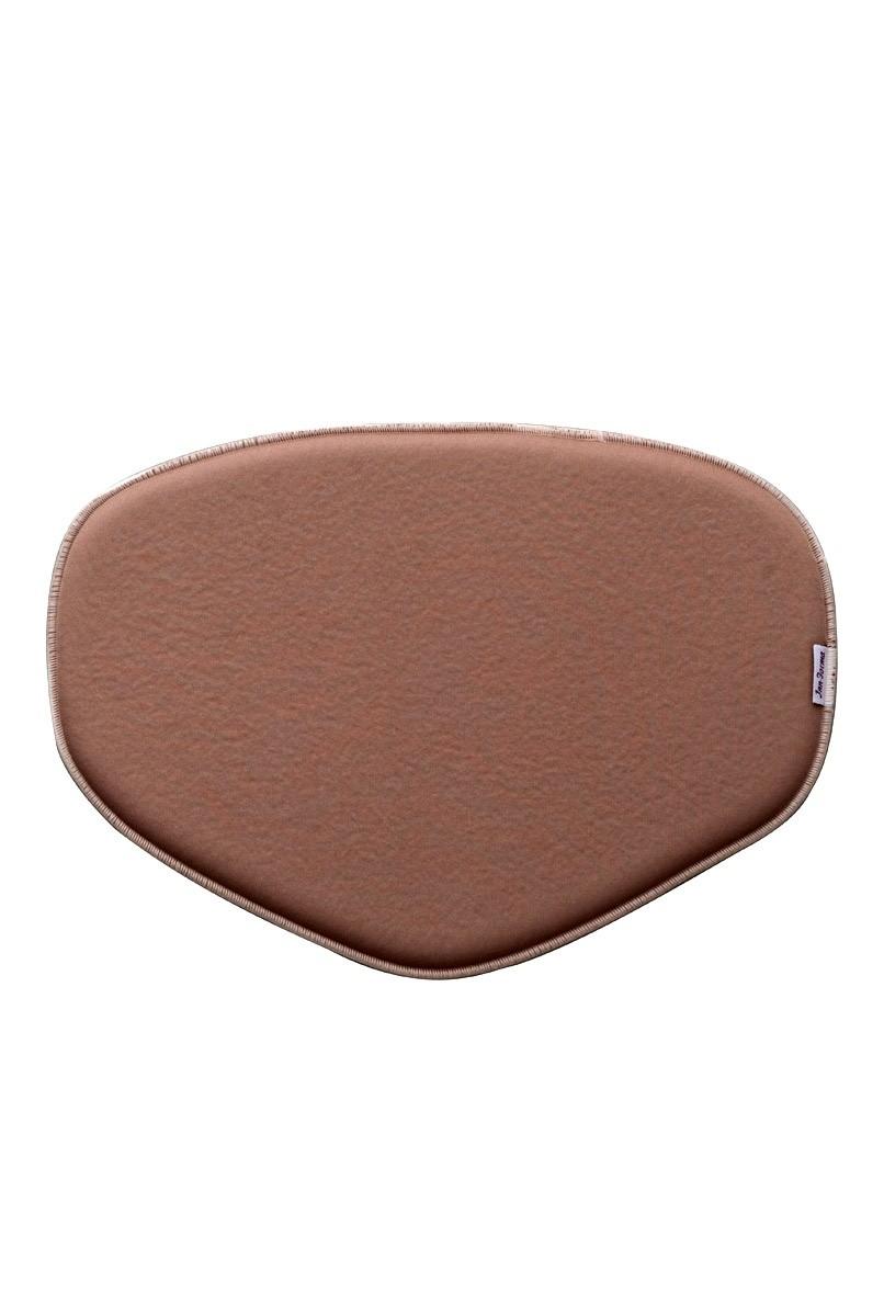 Protetor abdominal, em espuma (Almofada pequeno) UNISSEX - CHOCOLATE