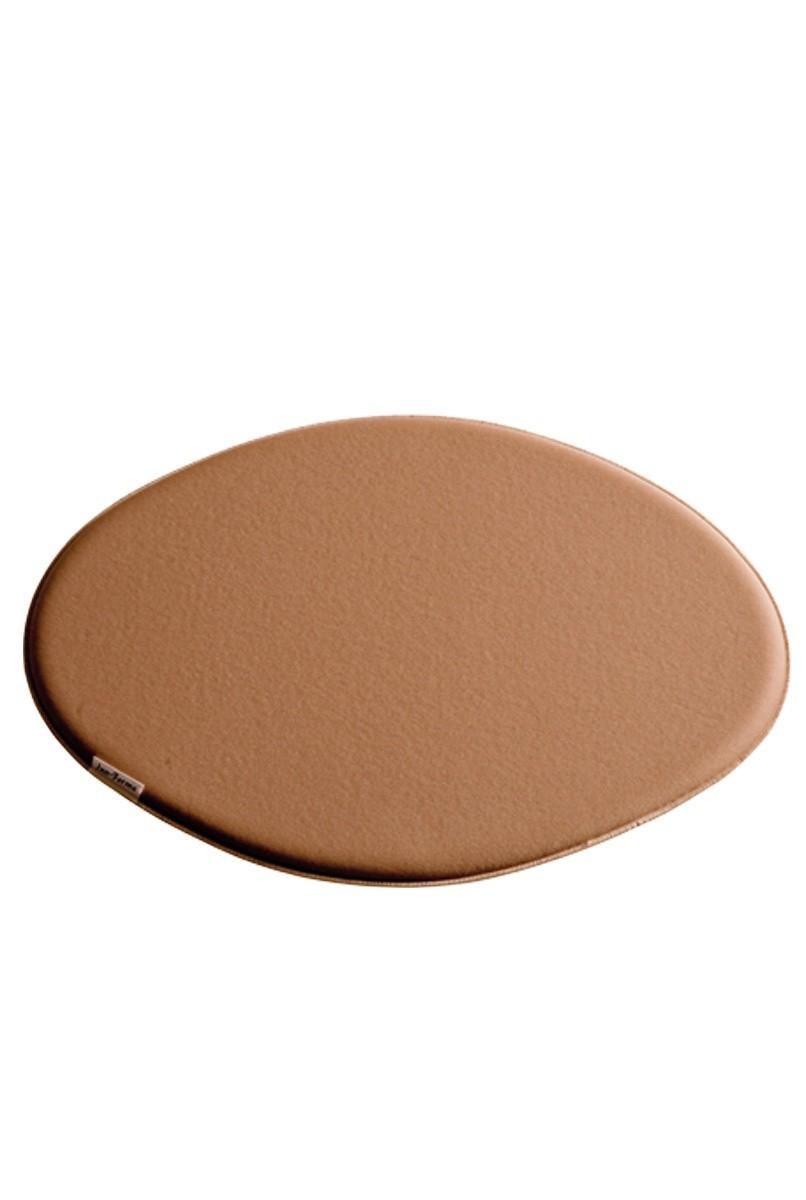 Placa abdominal, em espuma (Almofada) UNISSEX - CHOCOLATE