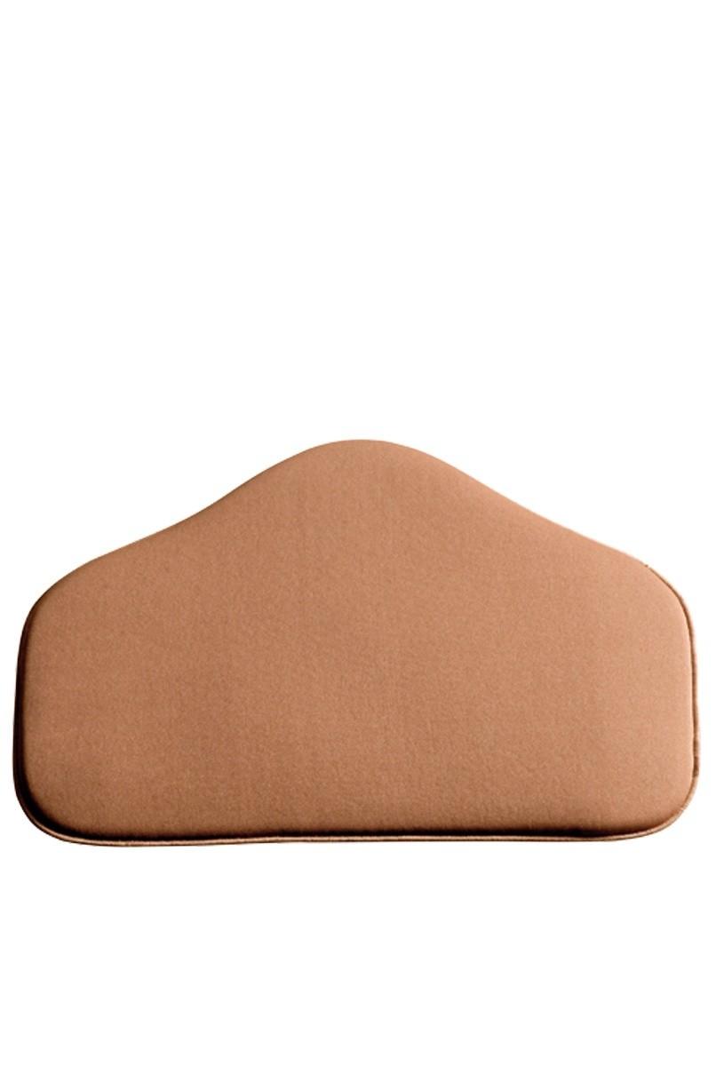 Protetor abdominal, rígido, em EVA, UNISSEX - CHOCOLATE