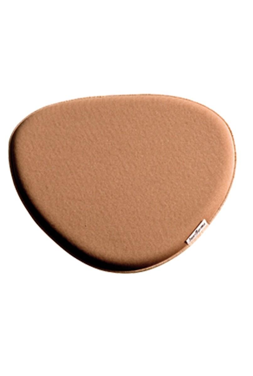 Placa sacral, em espuma, UNISSEX - CHOCOLATE