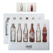 Jogo Americano Cortiça Coca-Cola Garrafas Vintage -2  conJ