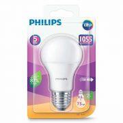 Lâmpada LED Bulbo E27 9,5W Bivolt 3.000K