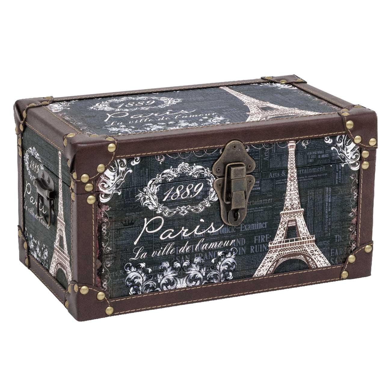 Baú Paris Pequeno
