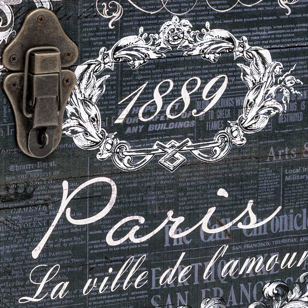 Baús Paris - Kit 3 pçs