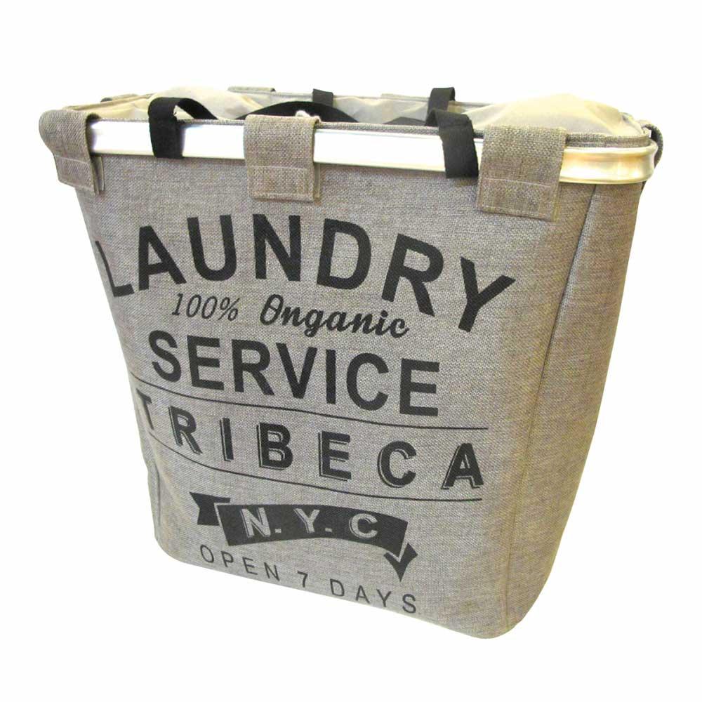 Cesto Roupas Laundry Oval