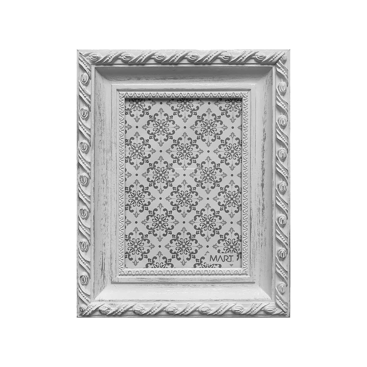 Porta Retrato Branco 13X18cm