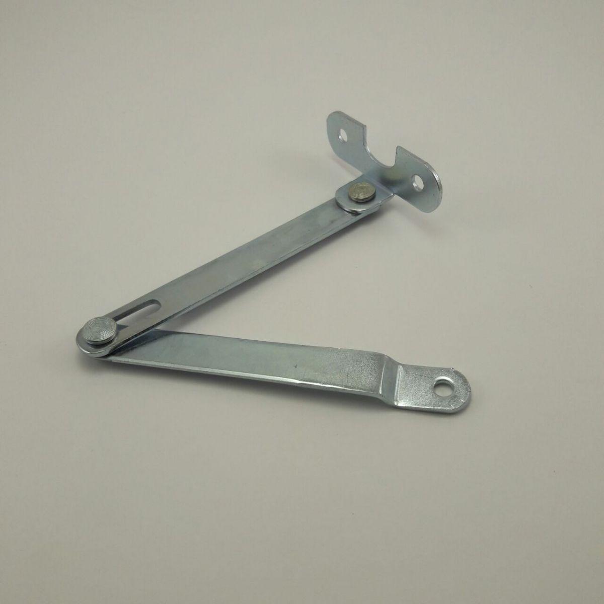 Articulador Zincado Branco MA0012
