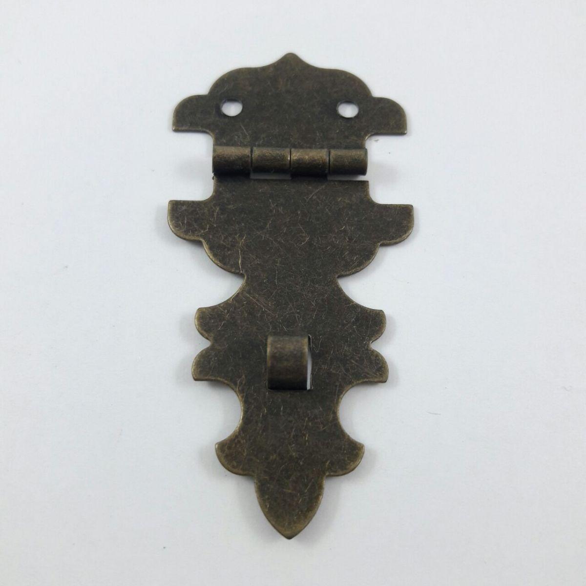 Fecho Colonial Porta Cadeado MA0238