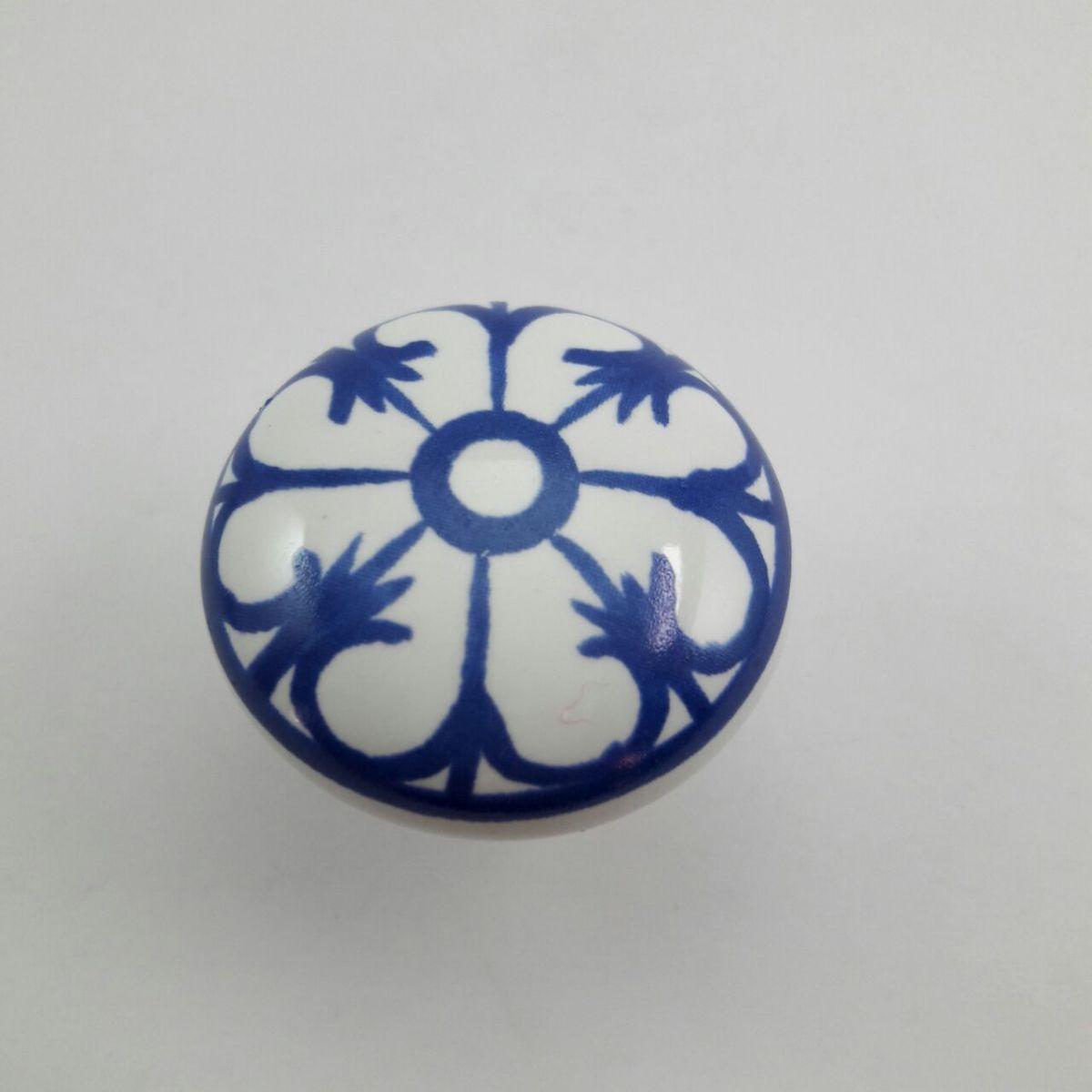 Puxador 7019 Azul MA0156