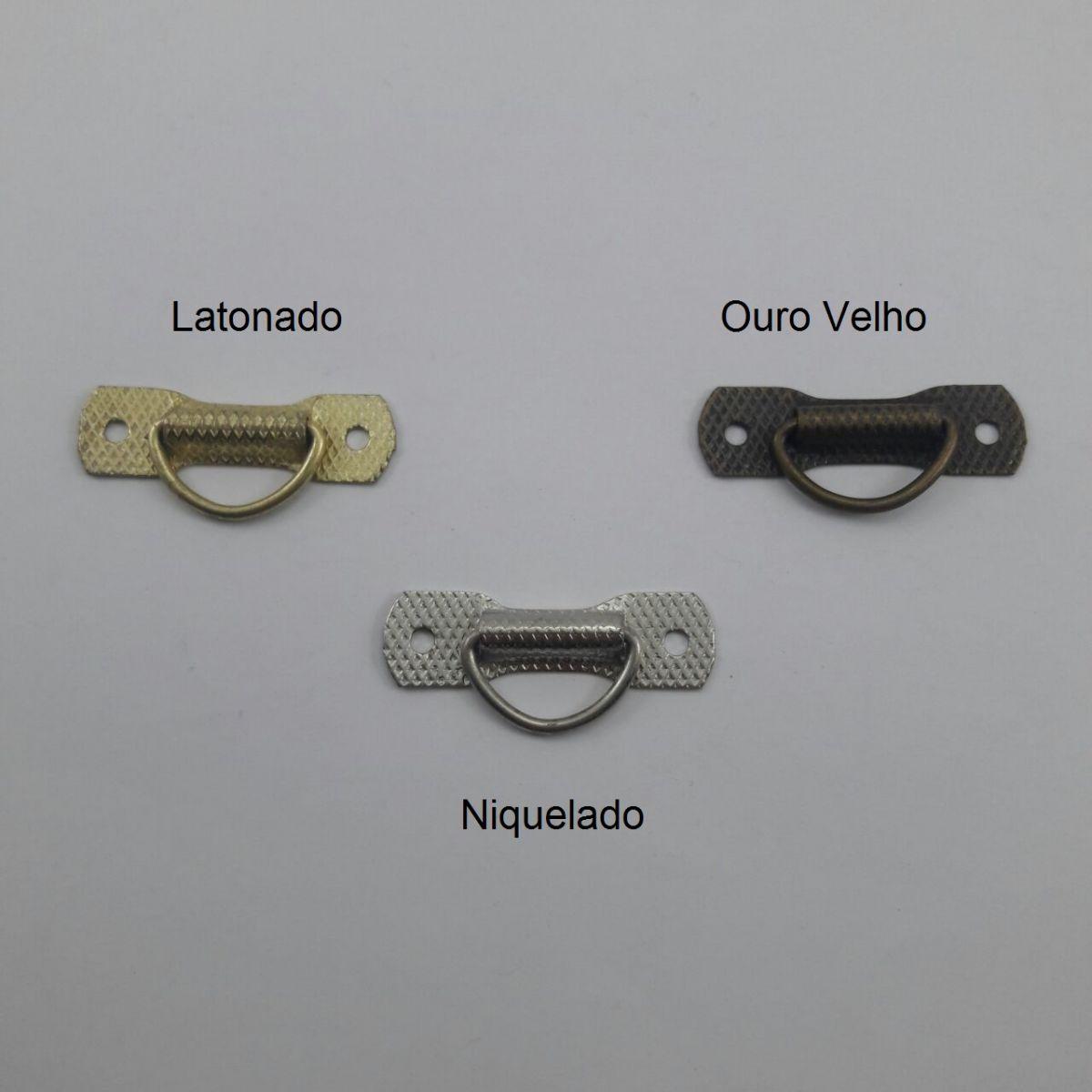 Puxador Gravata MA0213