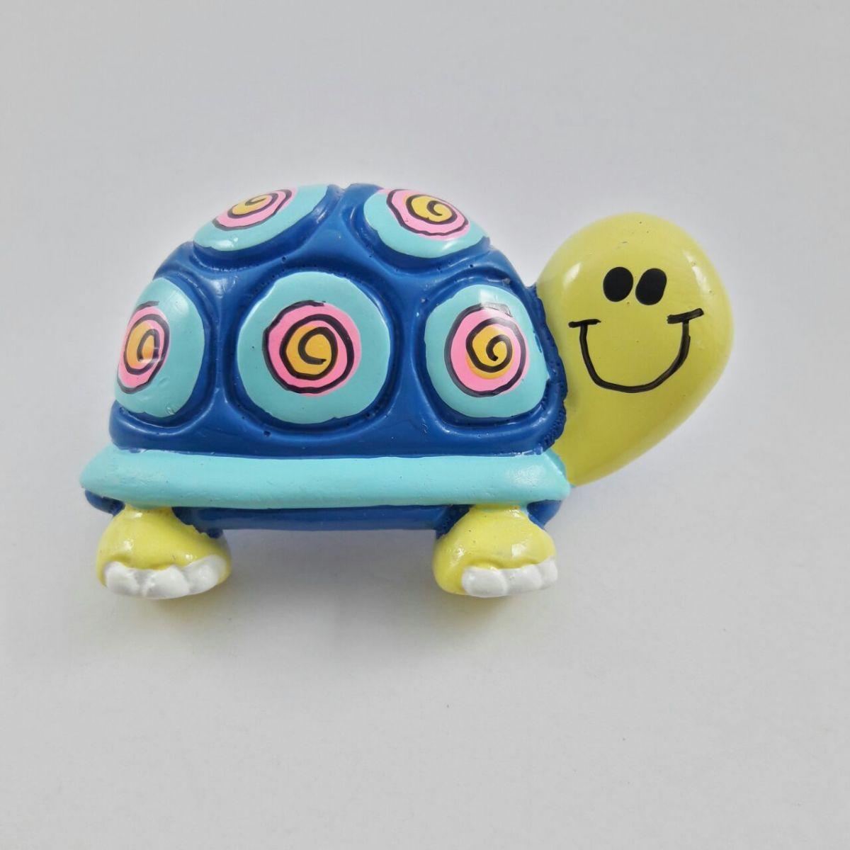 Puxador Tartaruga Azul MA0217