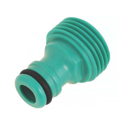 Adaptador Macho em Plástico com Rosca Externa de 3/4 Ref 78501/500