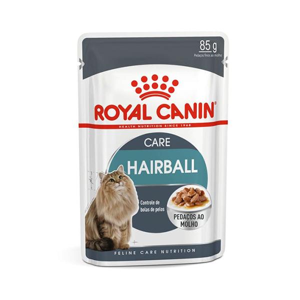Alimento Úmido Hairball Care Royal Canin 85g