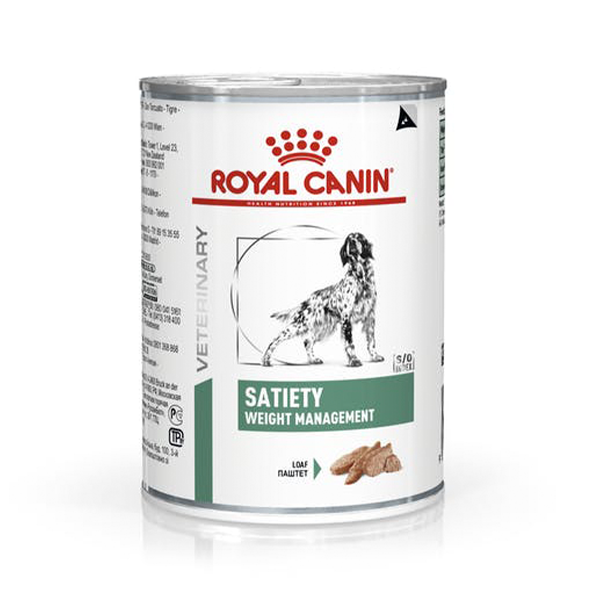 Alimento Úmido Satiety Weight Management Canine Royal Canin 400g