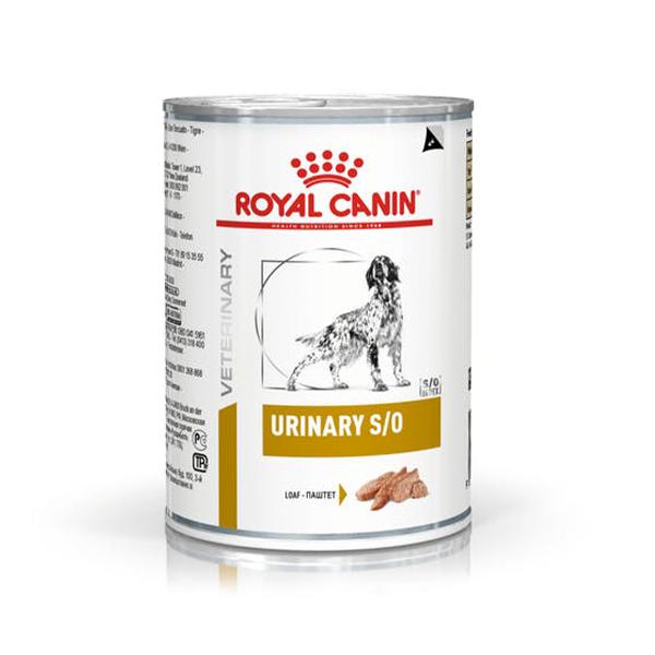 Alimento Úmido Urinary S/O Royal Canin 410g