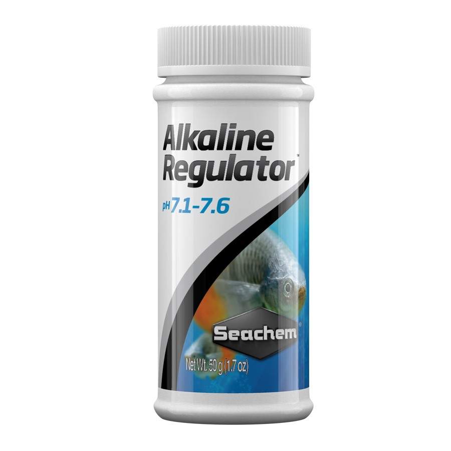 Alkaline Regulator pH Seachem