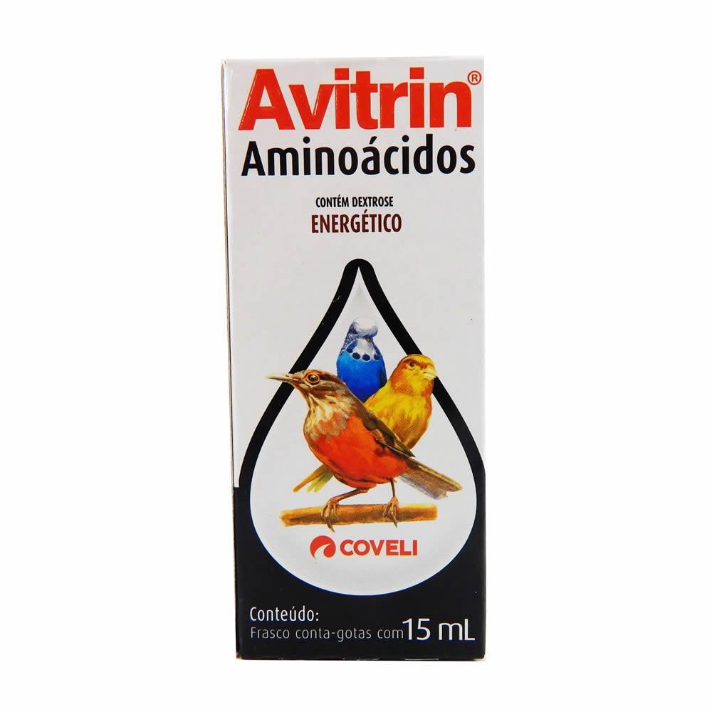 Avitrin Aminoácidos 15 mL