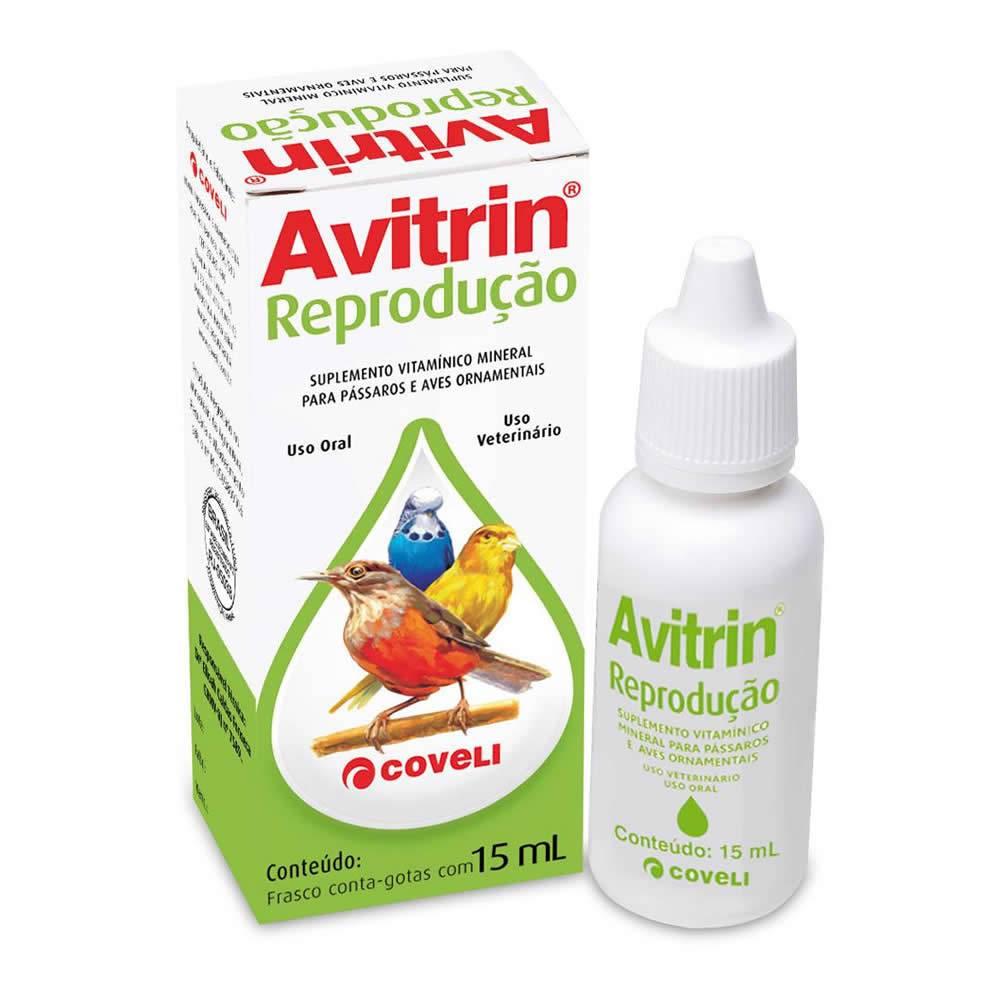 Avitrin Reprodução 15 mL