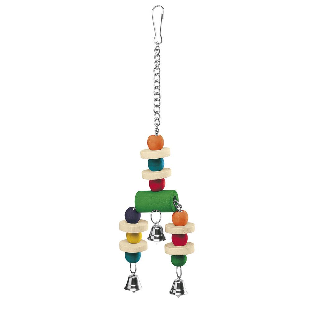 Brinquedo de Madeira Para Pássaros PA 4092