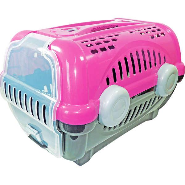 Caixa de Transporte Luxo Furacão Pet Tamanho 1