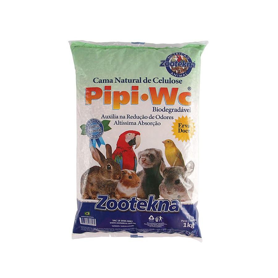 Cama Zootekna Pipi WC 1kg