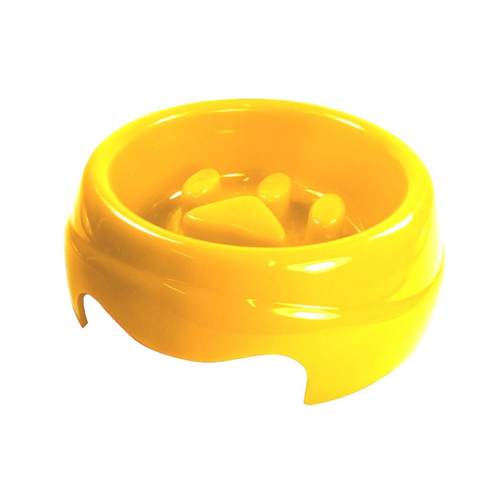 Comedouro Plástico Coma Melhor Furacão Pet