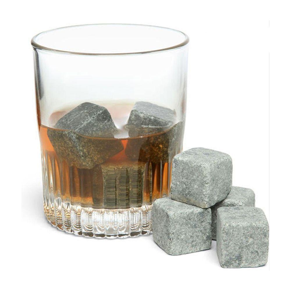 Cubos de Gelo em Pedra Sabão