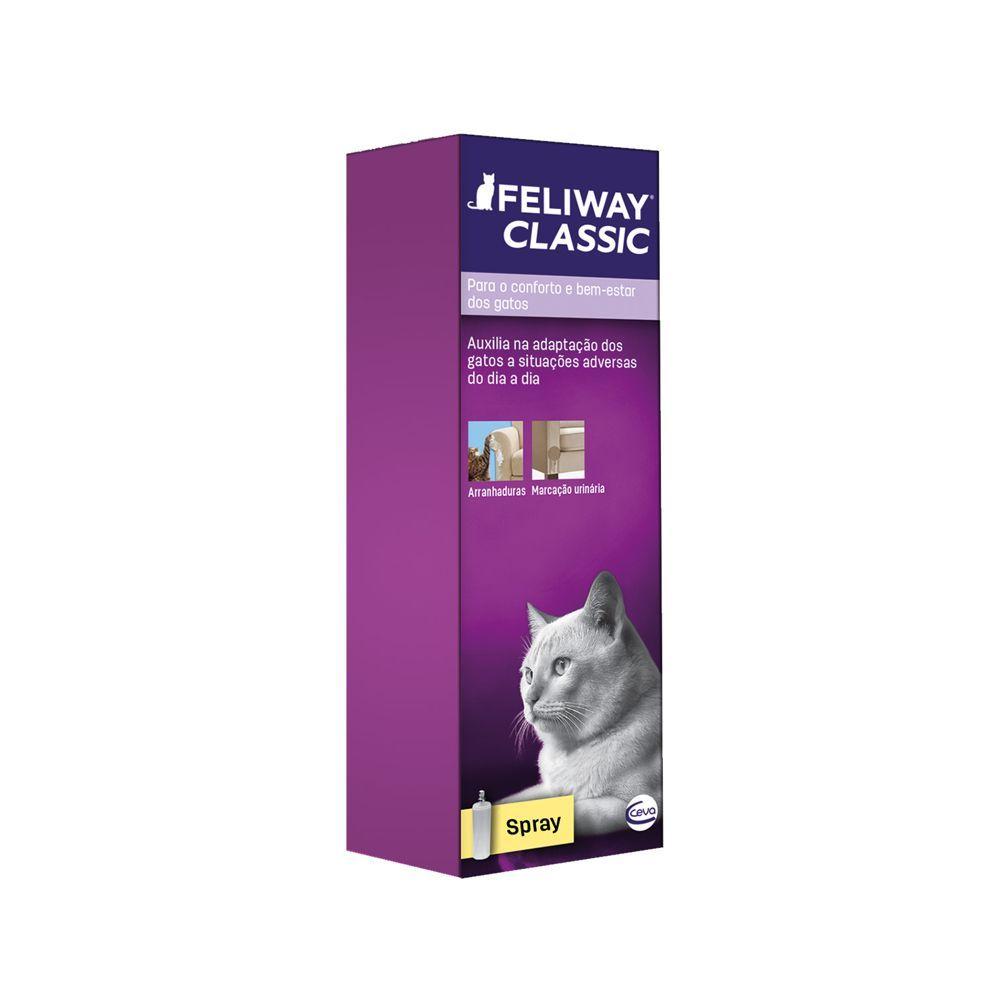 Feliway Classic Spray Ceva - 60mL