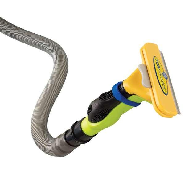 Furminator Acessório de escova para aspirador de pó