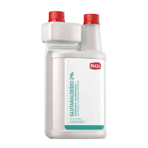 Glutaraldeído 2% 1L Ibasa