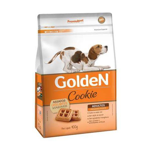 Golden Cookie para Cães Adultos Porte Pequeno