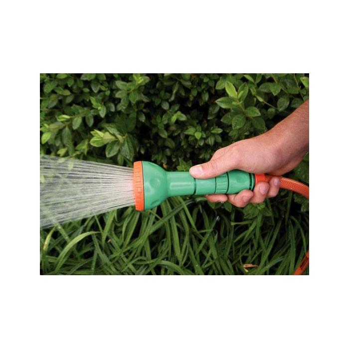 Irrigador Plástico com Regulagem e Corte com Jato Tipo Chuveiro Ref 78521/400