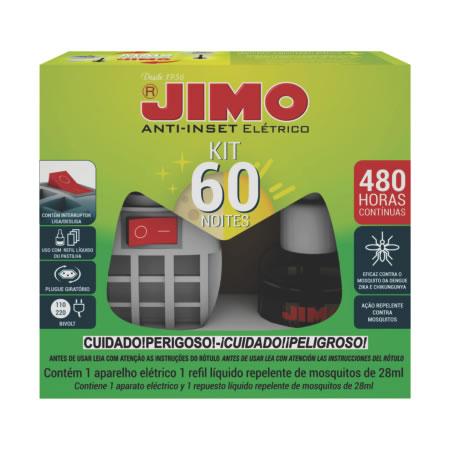 Jimo Anti Inset Kit Refil 60 + Aparelho
