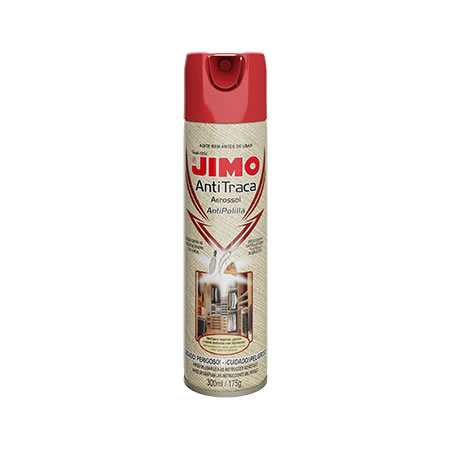 Jimo Anti Traça Aerosol 300ml