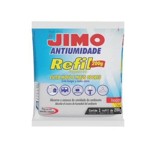 Jimo Antiumidade Refil 200g