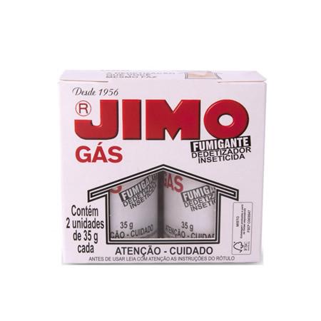 Jimo Gás 2 Tubos 35g