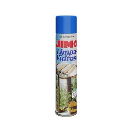 Jimo Limpa Vidro Aerosol 400ml