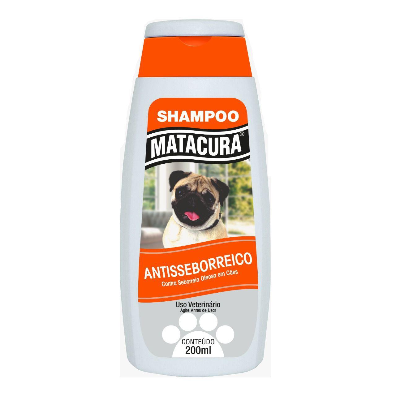 Matacura Shampoo Antisseborreico 200ml