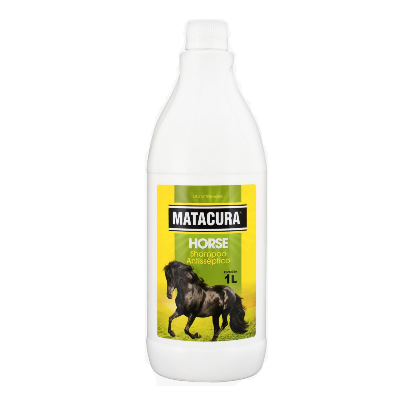 Matacura Shampoo Antisseptico Horse 1l