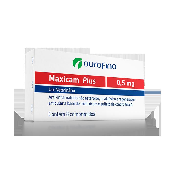 Maxicam Plus 8 Comprimidos