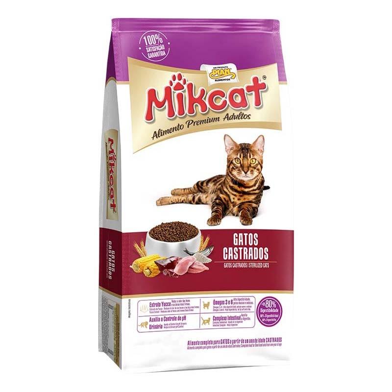 Mikcat Gatos Castrados