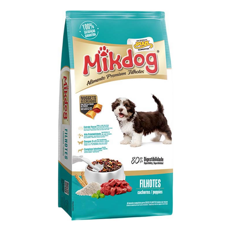 Mikdog Filhote