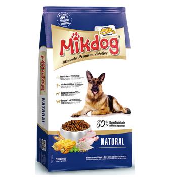 Mikdog Natural